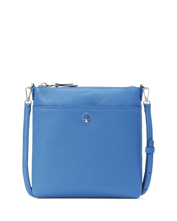 Kate spade new york Polly Small Leather Crossbody  | Bloomingdale's