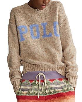 Ralph Lauren - Logo Crewneck Sweater