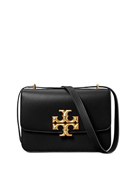 Tory Burch - Eleanor Convertible Leather Shoulder Bag