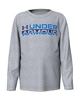 Under Armour - Boys' Signature Logo Graphic Tee - Little Kid