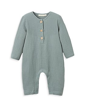 Elegant Baby - Boys' Muslin Coverall - Baby