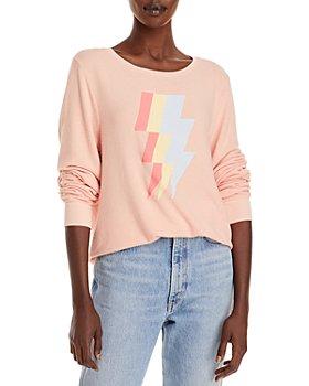 WILDFOX - Lightweight Graphic Sweatshirt