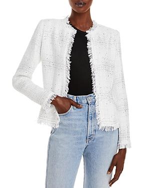 Iro Uptown Sequined Tweed Jacket-Women