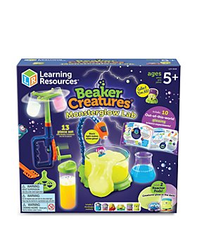 Learning Resources - Beaker Creatures® Monsterglow Lab - Ages 5+