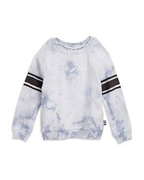 Splendid - Boys' Tie Dye Varsity Sweatshirt - Little Kid
