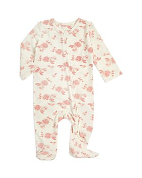 Aden and Anais - Unisex Floral Print Footie - Baby