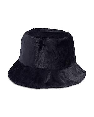 Echo Faux Fur Bucket Hat - 100% Exclusive