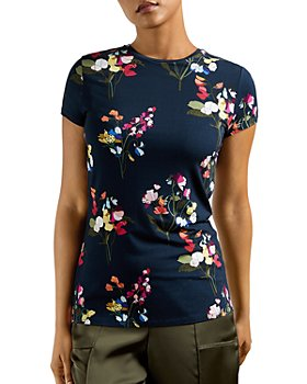 Ted Baker - Sayyna Floral Print Tee