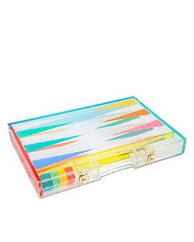 Sunnylife - Lucite Backgammon