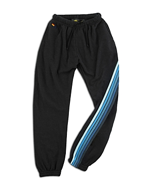 Aviator Nation Side Stripe Sweatpants