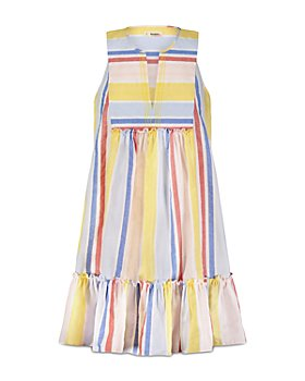 Lemlem - Jima Striped Bib Dress