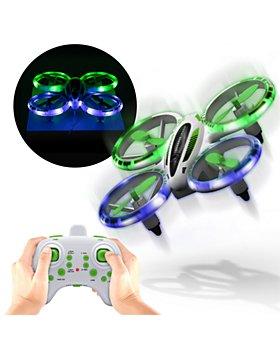 FAO Schwarz - Glow Up Mini Stunt Drone Toy - Ages 8+