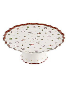 Villeroy & Boch - Toys Delight Footed Cake Plate, Small
