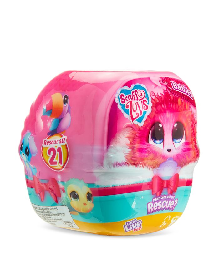 LICENSE 2 PLAY Scruff-A-Luvs Babies - Ages 2+  | Bloomingdale's