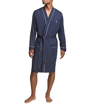 Polo Ralph Lauren - Polo Basics Piped Terry Robe
