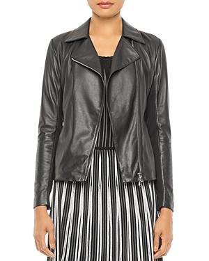 Lamba Leather Jacket
