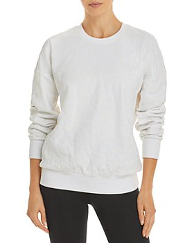 AQUA - Leopard Gloss Sweatshirt - 100% Exclusive