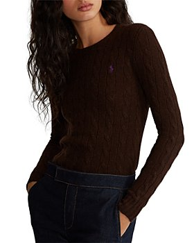 Ralph Lauren - Cable Wool-Blend Sweater