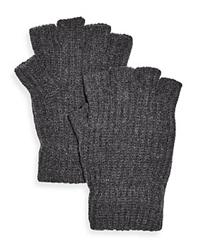 The Men's Store at Bloomingdale's - Ribbed Fingerless Gloves - 100% Exclusive
