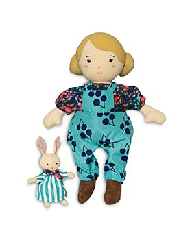 Manhattan Toy - Playdate Friends Ollie Machine Washable and Dryer Safe 14 Inch Doll - Ages 0+