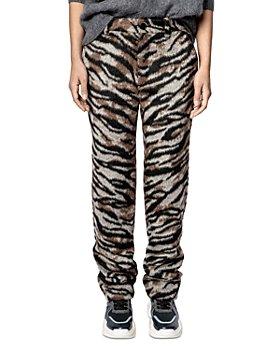 Zadig & Voltaire - Polk Soft Tiger Pants
