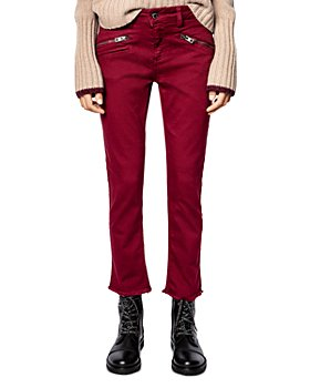 Zadig & Voltaire - Ava Denim Jeans
