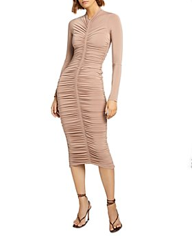 A.L.C. - Ansel Ruched Bodycon Dress