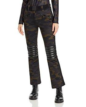 GOLDBERGH - Battle Camo Belted Pants