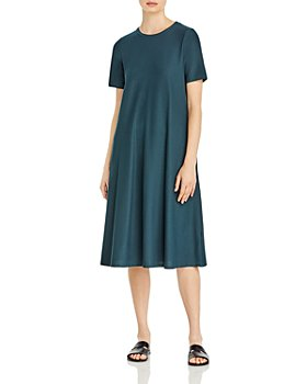 Eileen Fisher - Swing Hem Dress