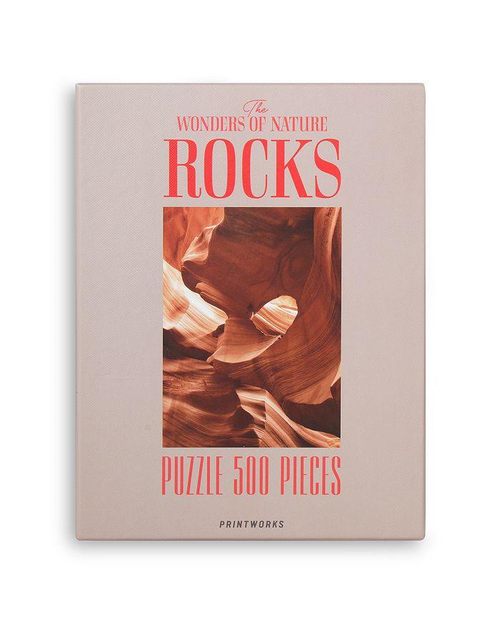 PRINTWORKS - Rocks 500pc Puzzle