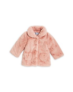 Tartine et Chocolat - Girls' Faux Fur Jacket - Baby
