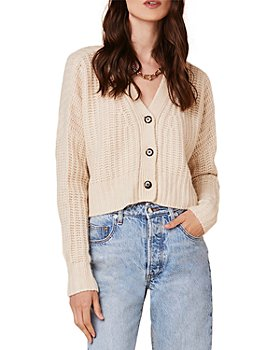 SABLYN - Preston Button Front Cashmere Sweater