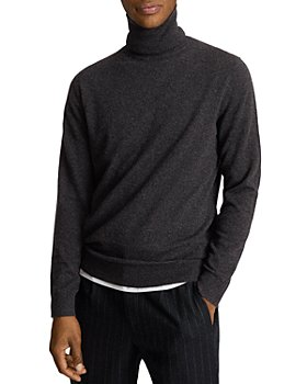 REISS - Regal Cashmere Roll Neck Sweater