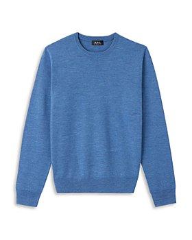 A.P.C. - Pull King Knit Merino Wool Sweater