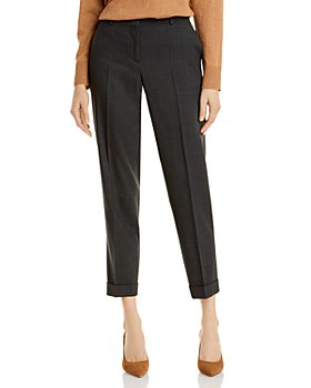 BOSS - Tocanes Cuffed Ankle Pants