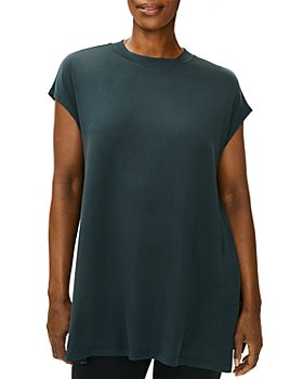Eileen Fisher - Crewneck Tunic