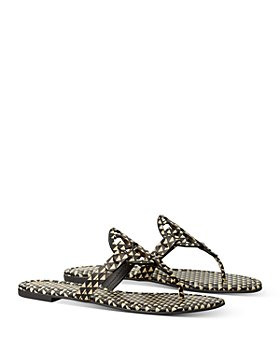 Tory Burch - Women's Miller Slip On Thong Sandals
