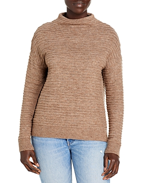 Tylee Ribbed Mock Neck Sweater