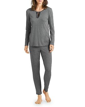 Hanro Fia Pajama Set-Women