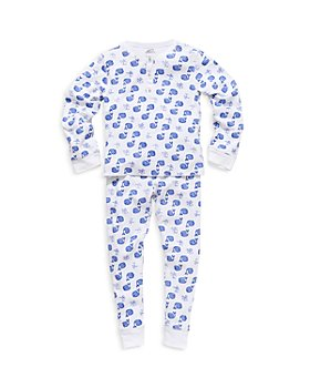Roller Rabbit - Unisex Whale Pajama Set - Little Kid, Big Kid