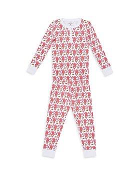 Roller Rabbit - Unisex Monkey Pajama Set - Little Kid, Big Kid