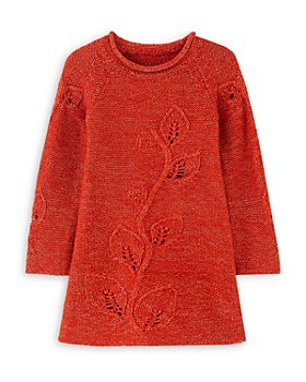 Peek Kids - Girls' Wren Sweater Knit Dress & Long Tank - Little Kid, Big Kid