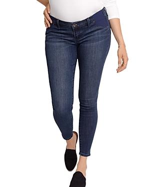 Maternity Skinny Jeans in Indigo