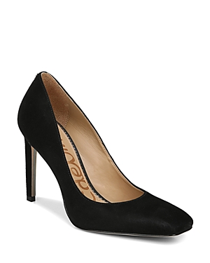 SAM EDELMAN WOMEN'S BETH SQUARE TOE HIGH HEEL PUMPS