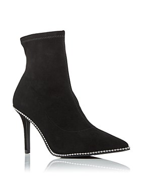COACH - Women's Whitney Pointed Toe High Heel Booties