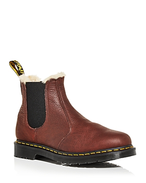 Dr. Marten\\\'s Men\\\'s 2976 Faux-Fur Chelsea Boots