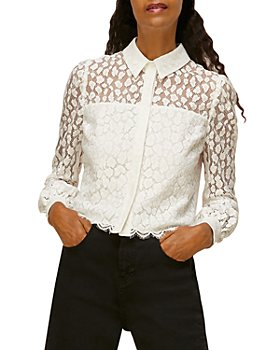 Whistles - Lace Blouse