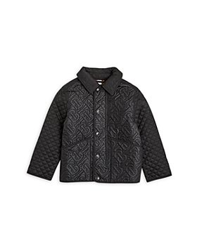 Burberry - Boys' Giaden Quilted Jacket - Little Kid, Big Kid