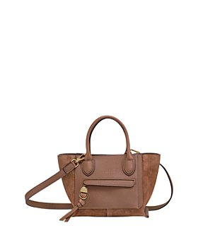 Longchamp - Mailbox Mini Leather Handbag