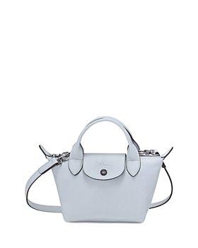 Longchamp - Le Pliage Cuir Extra Small Leather Shoulder Bag